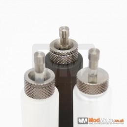 Stainless Steel Bott Plugs * 2
