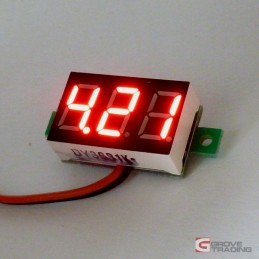 Red LED Display Digital...