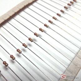 Carbon Film Resistors (220ohm)