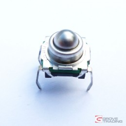 Silver Spherical Actuator...
