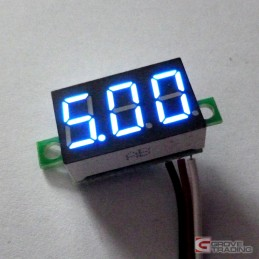 Blue LED Display Digital...