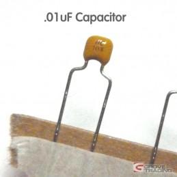 Capacitors (0.01uF 50V)