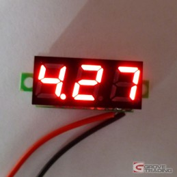 Red 0.28` LED Display...