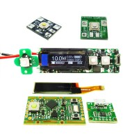 Variable voltage / wattage power boards and PCB accessories